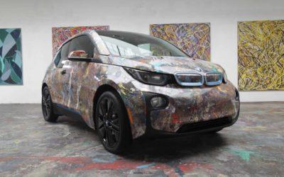 BMW i3 Custom Wrap